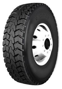HN353 Mixed Service Drive Tires